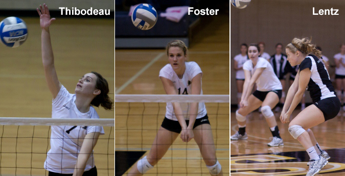 Thibodeau Named SCAC Player-of-the-Year; Lentz, Foster Earn Second Team Honors