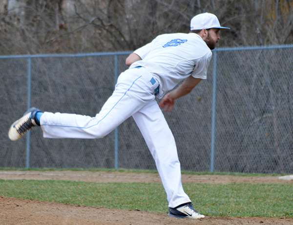 Baseball Takes Two Games from Robert Morris-Peoria