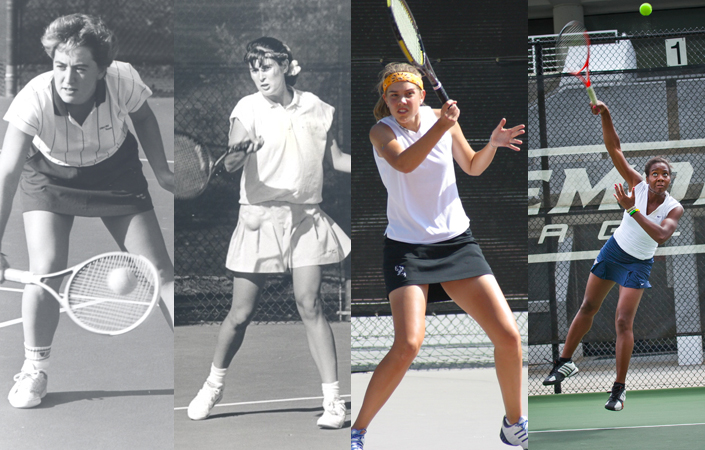 Emory Women's Tennis Places 22 on the UAA 25-Year Team
