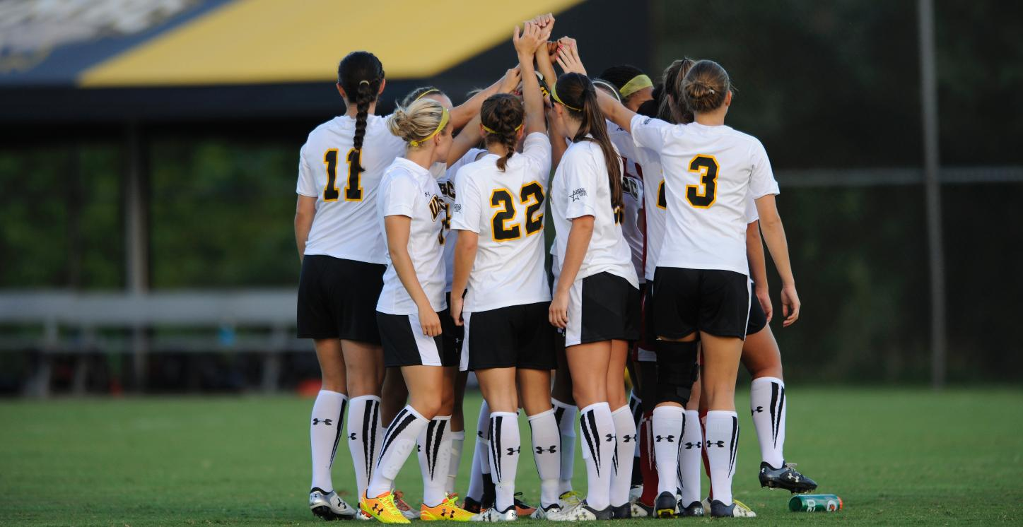 Women's Soccer Ranked Ninth in the Region; Retrievers Hit the Road to Take on Howard on Friday