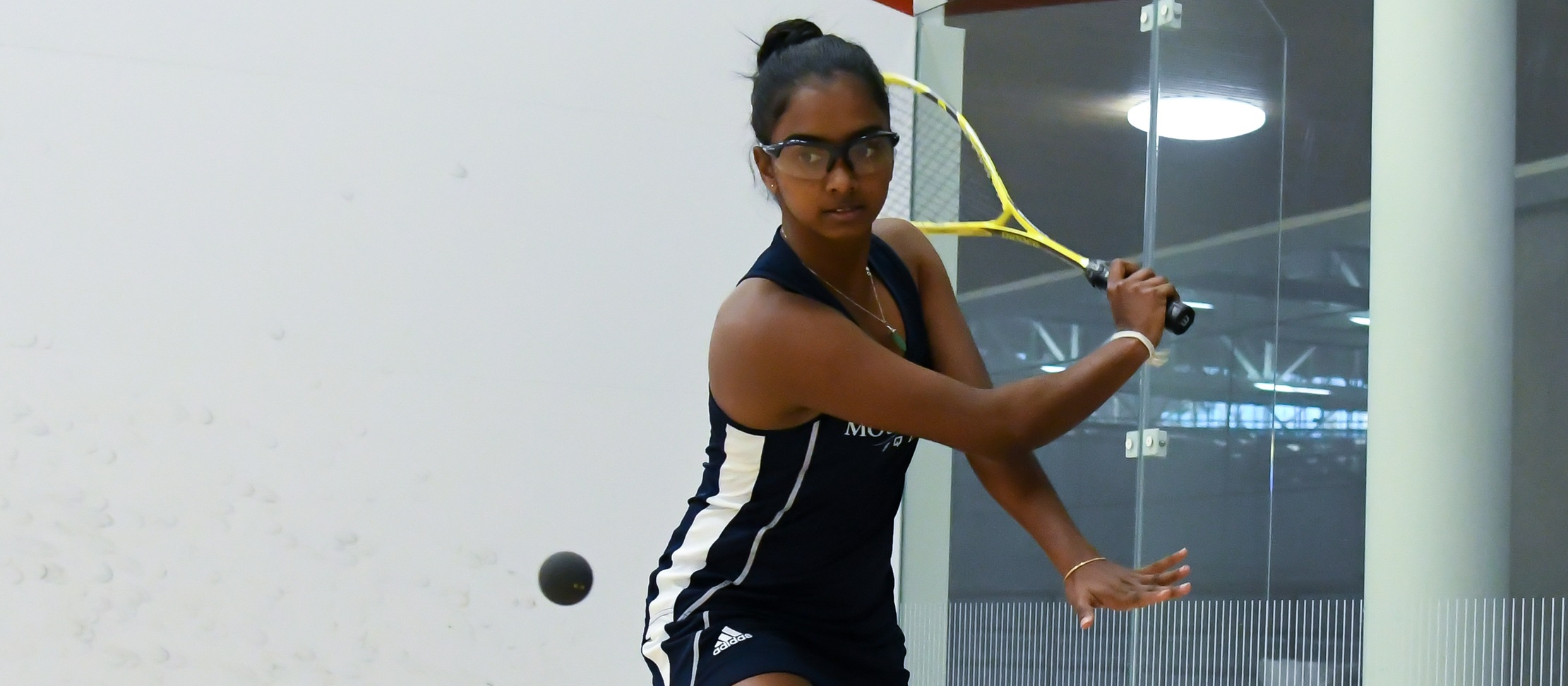 Squash Falls to No. 17 Tufts in Season Opener, 7-2
