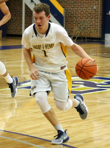 Emory & Henry Men's Basketball Takes Down Johnson, 127-101, Wednesday On The Road