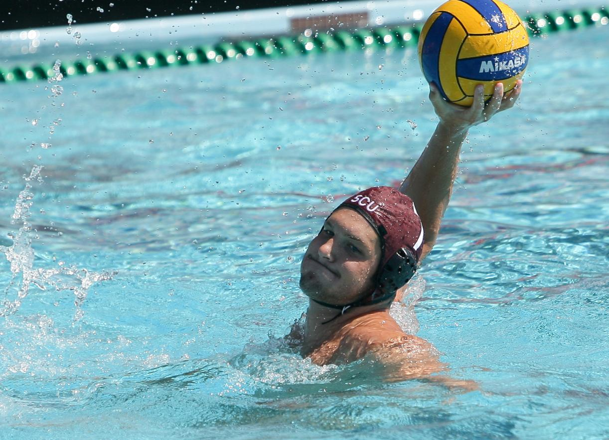 No. 13 SCU Water Polo on ESPNU Friday, September 10th