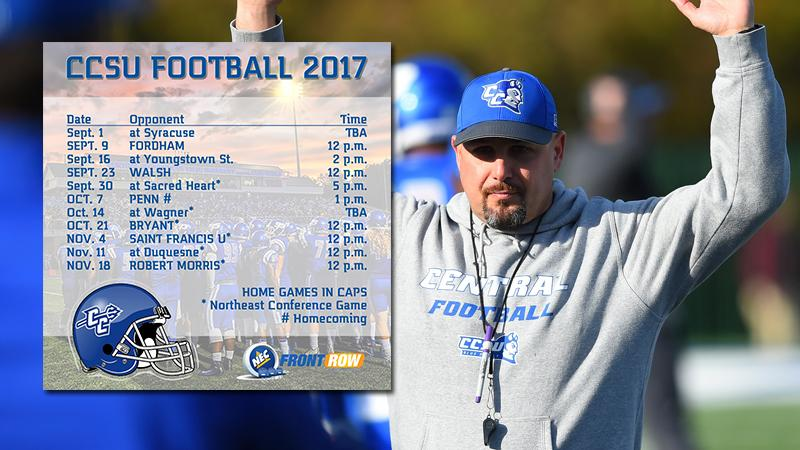 Football Releases 2017 Schedule, Spring Game Saturday at 10:30 a.m.