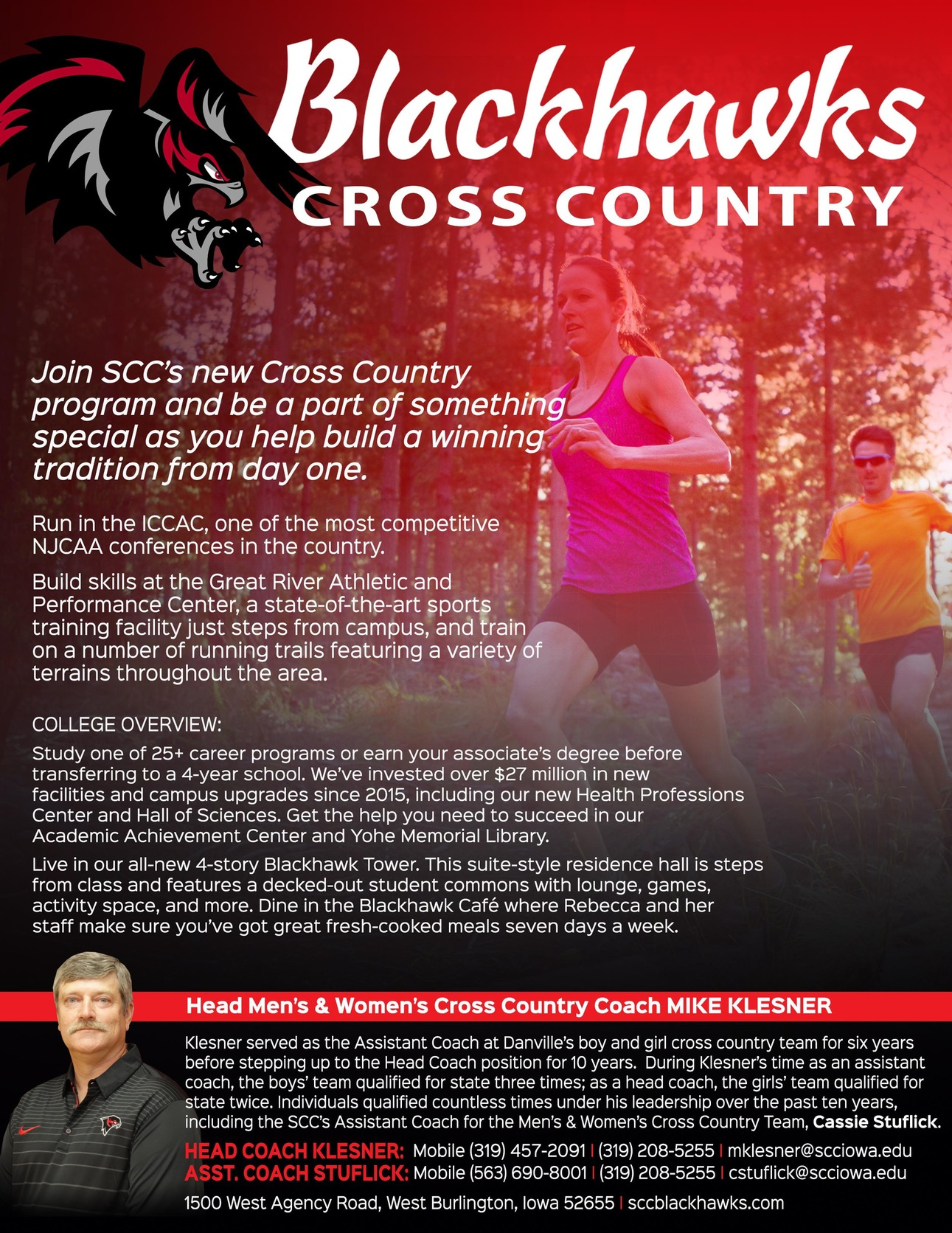 Join SCC Cross Country Team
