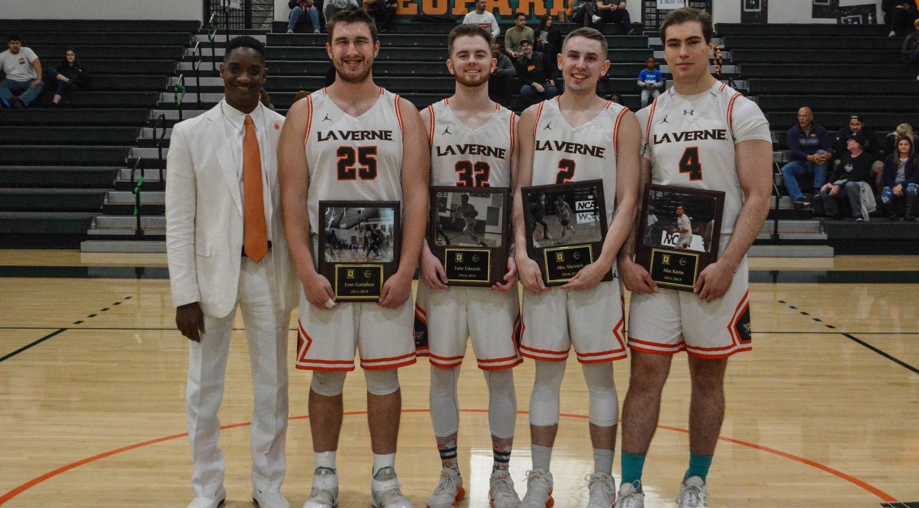 Leopards host UC Santa Cruz on Senior Day
