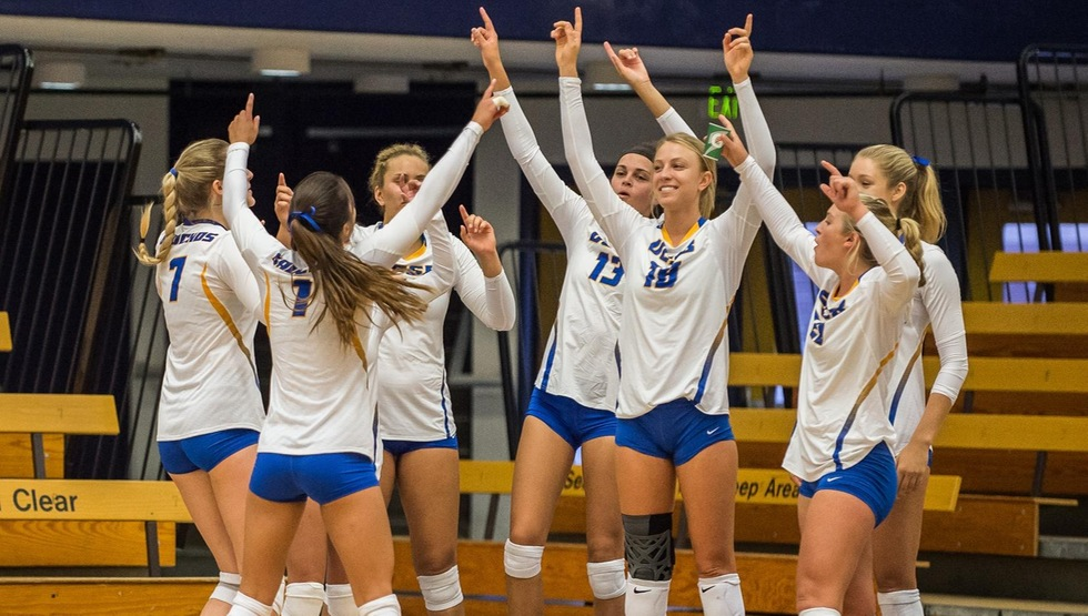 UCSB Outlasts UC Irvine, Earns Five-Set Big West Upset