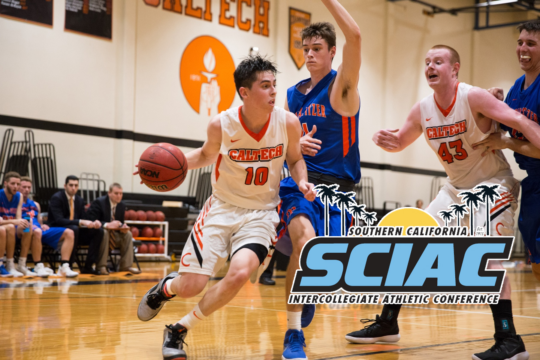 Andrews Named SCIAC Offensive Player of the Week