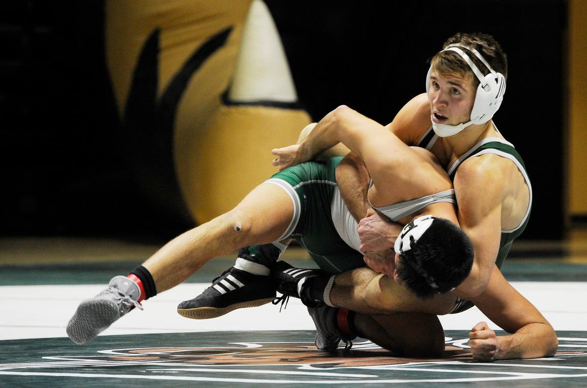 Ohio Wrestling's Kelly Closes Out Season at NCAA Championships