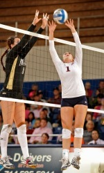Titans Log First Win of the Year in Sweep of Bobcats