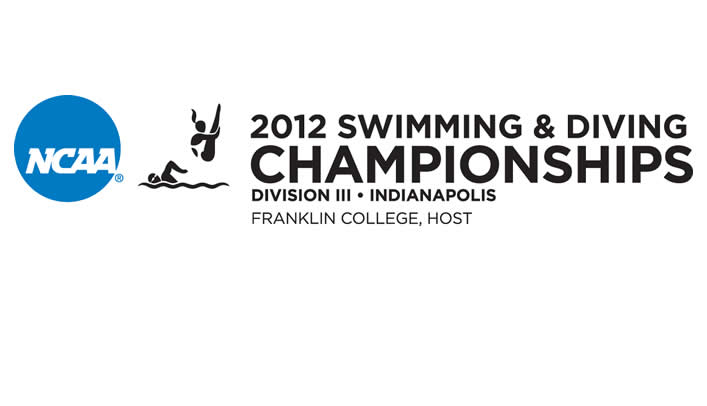 Dorvinen Leads Blugolds on Day Two of Swimming & Diving Nationals