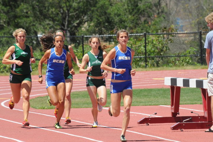 Gauchos Come Out On Top at All-UC Meet, Breaking Several Meet Records
