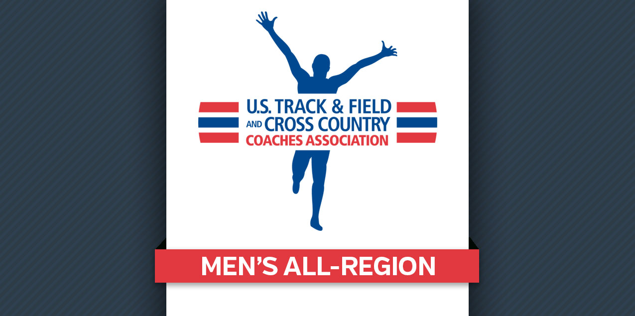 SCAC Men's Track & Field Student-Athletes Grab 24 USTFCCCA All-Region Honors