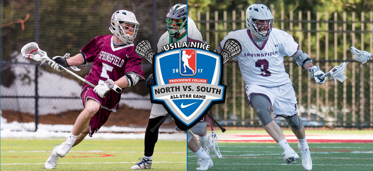 Abate and Dooley To Suit Up In USILA/Nike Division III North/South Game