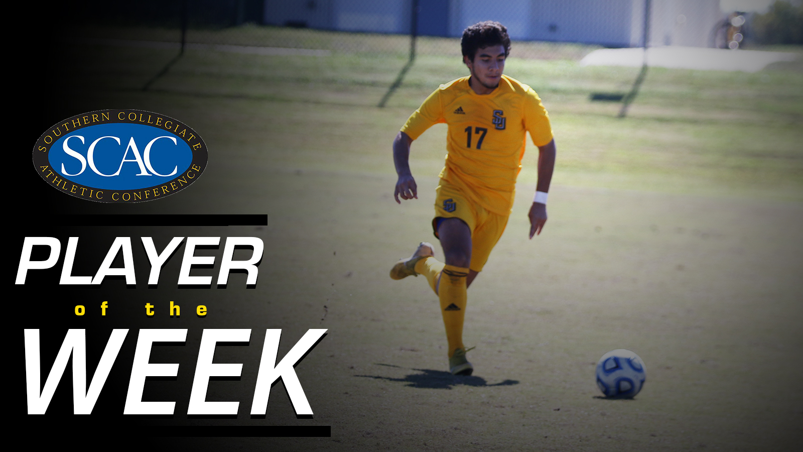 Hernandez Named SCAC Offensive Player of the Week