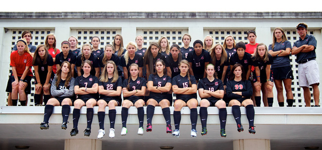 LC Women's Soccer Team Travels to Costa Rica