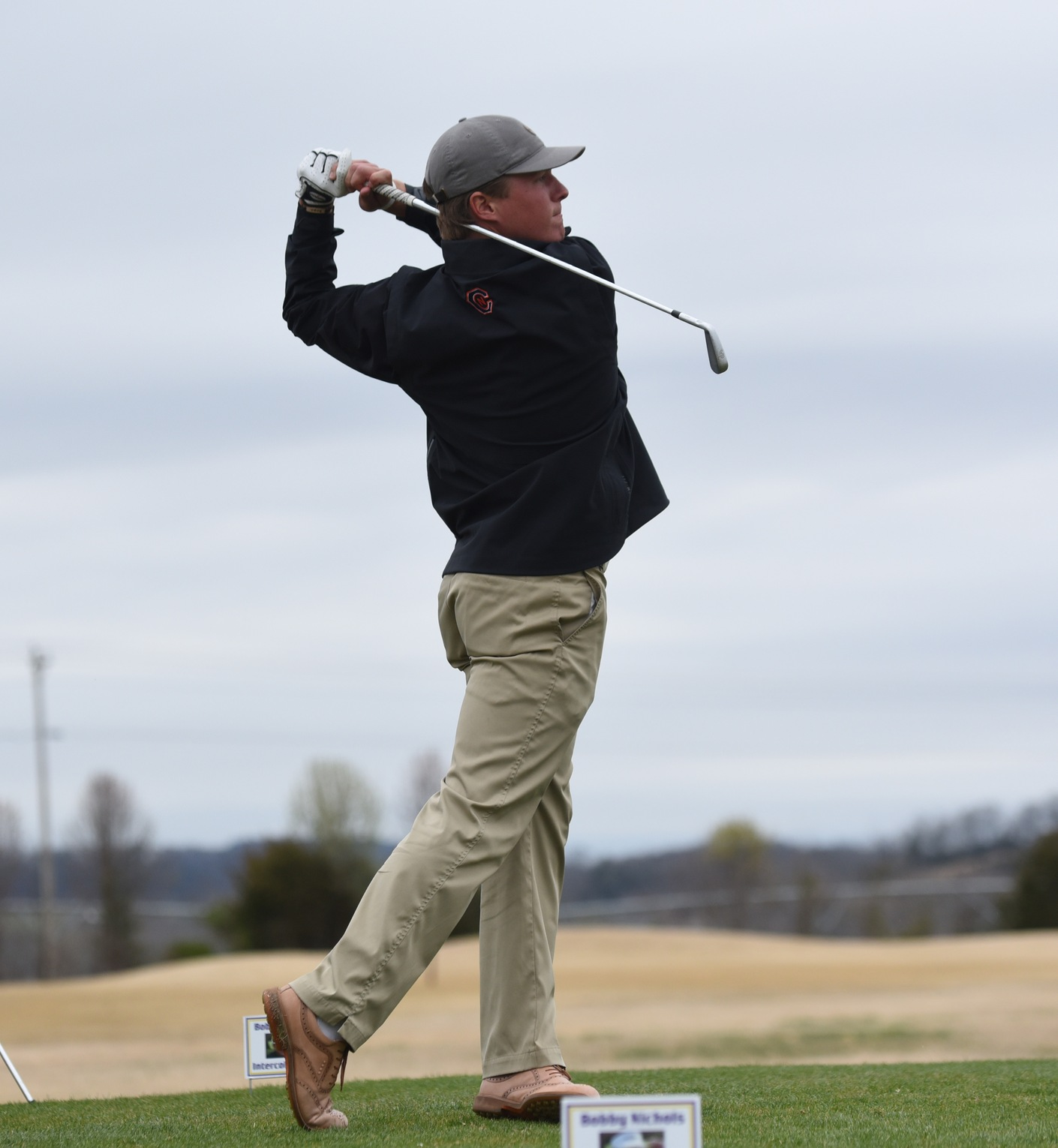 Eagles shoot 14-under in second round in Sevierville to match program best