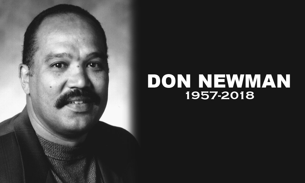 FORMER MEN'S BASKETBALL HEAD COACH DON NEWMAN PASSES AWAY