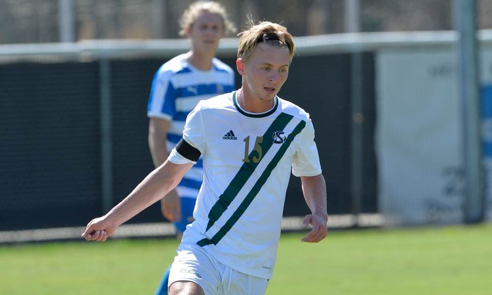 MEN'S SOCCER DOWNED BY UC RIVERSIDE 2-0