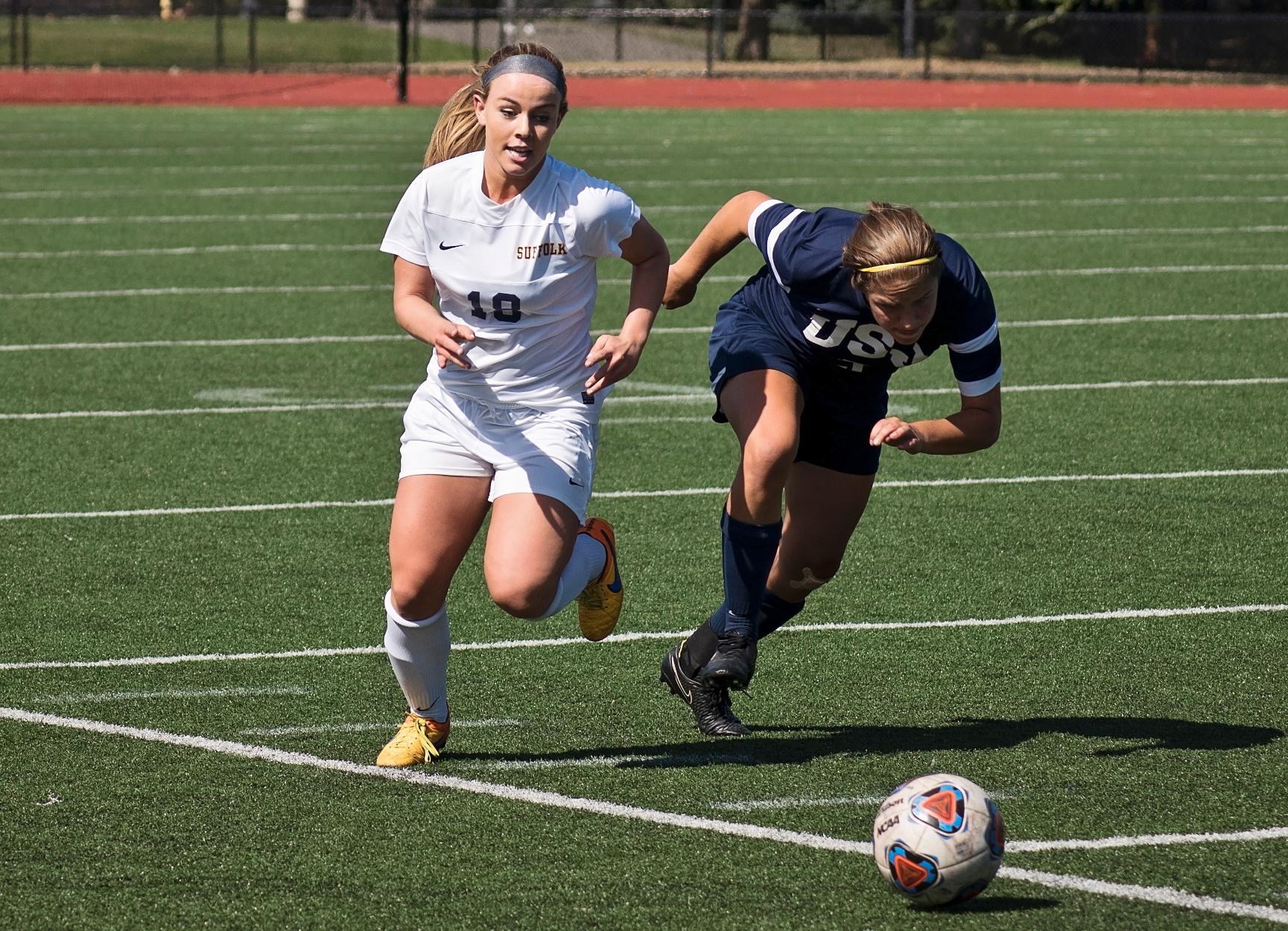 Women's Soccer Treks to Norwich Saturday