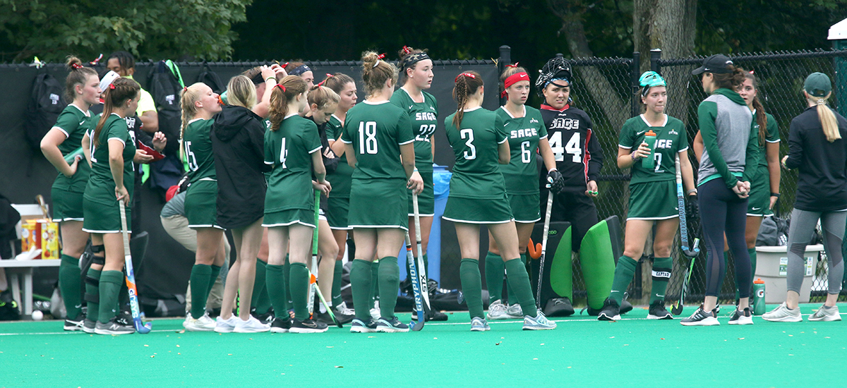 Sage field hockey team honored by NFHCA With Team Academic Award