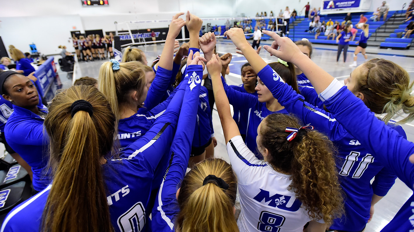 Women's Volleyball's Historic Season Comes To Close In NCAA Regional Finals