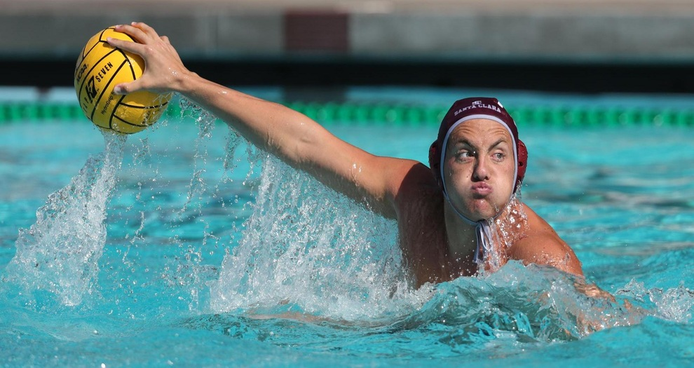 Men's Water Polo Caps Princeton Invitational With a Victory
