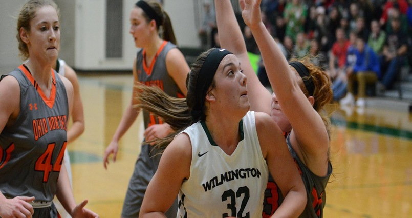 Strong Defense Lifts Ohio Northern Over Women's Basketball