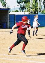 Softball Takes Two from San Jose State