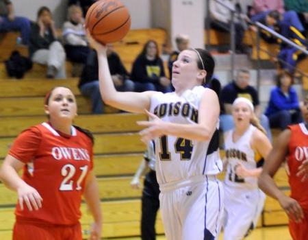 Brunswick Gets 28 As Edison Tops Cuyahoga 85-62