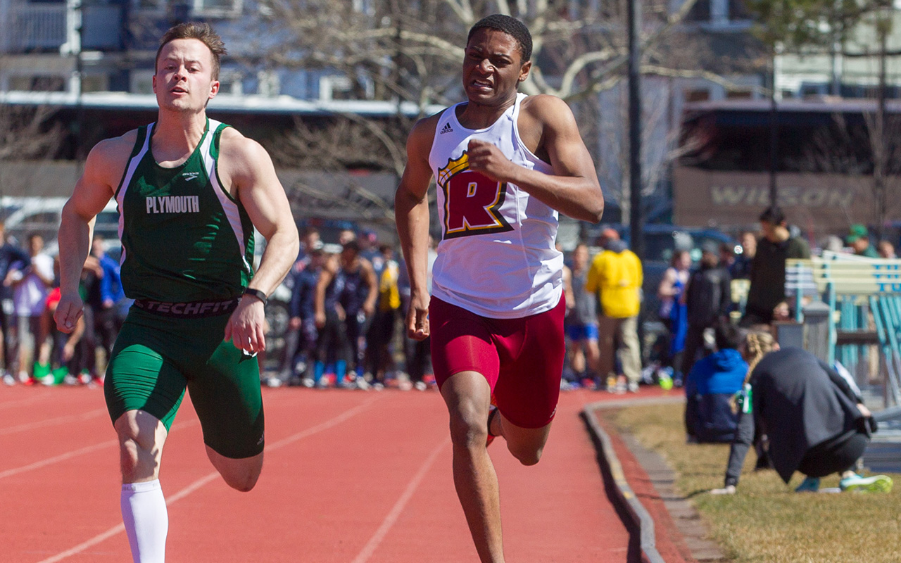 Men's Track Picked to Win GNAC Championship, Women Second
