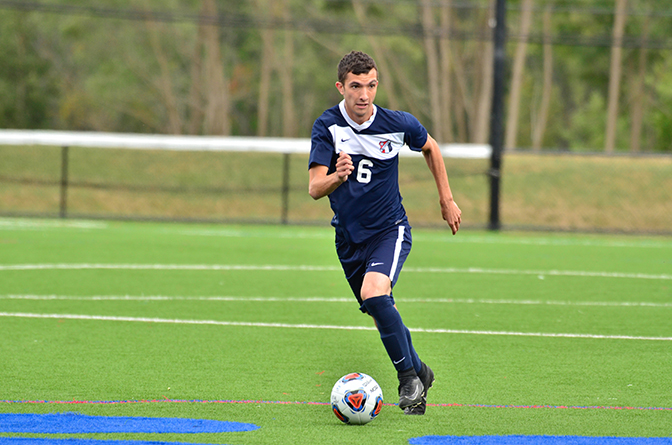 Men's Soccer Falls to John Carroll