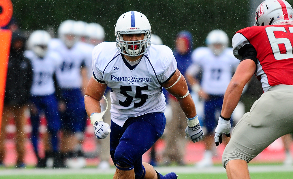F&M Welcomes Moravian for Homecoming