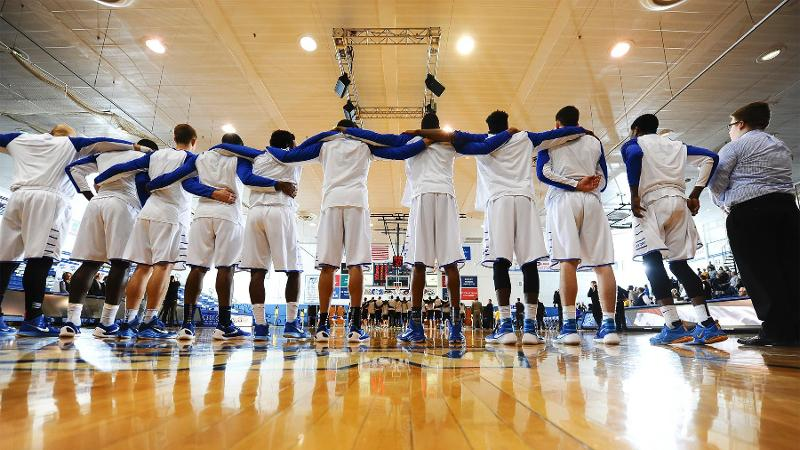 Men's Basketball Announces Non-Conference Schedule for 2016-17