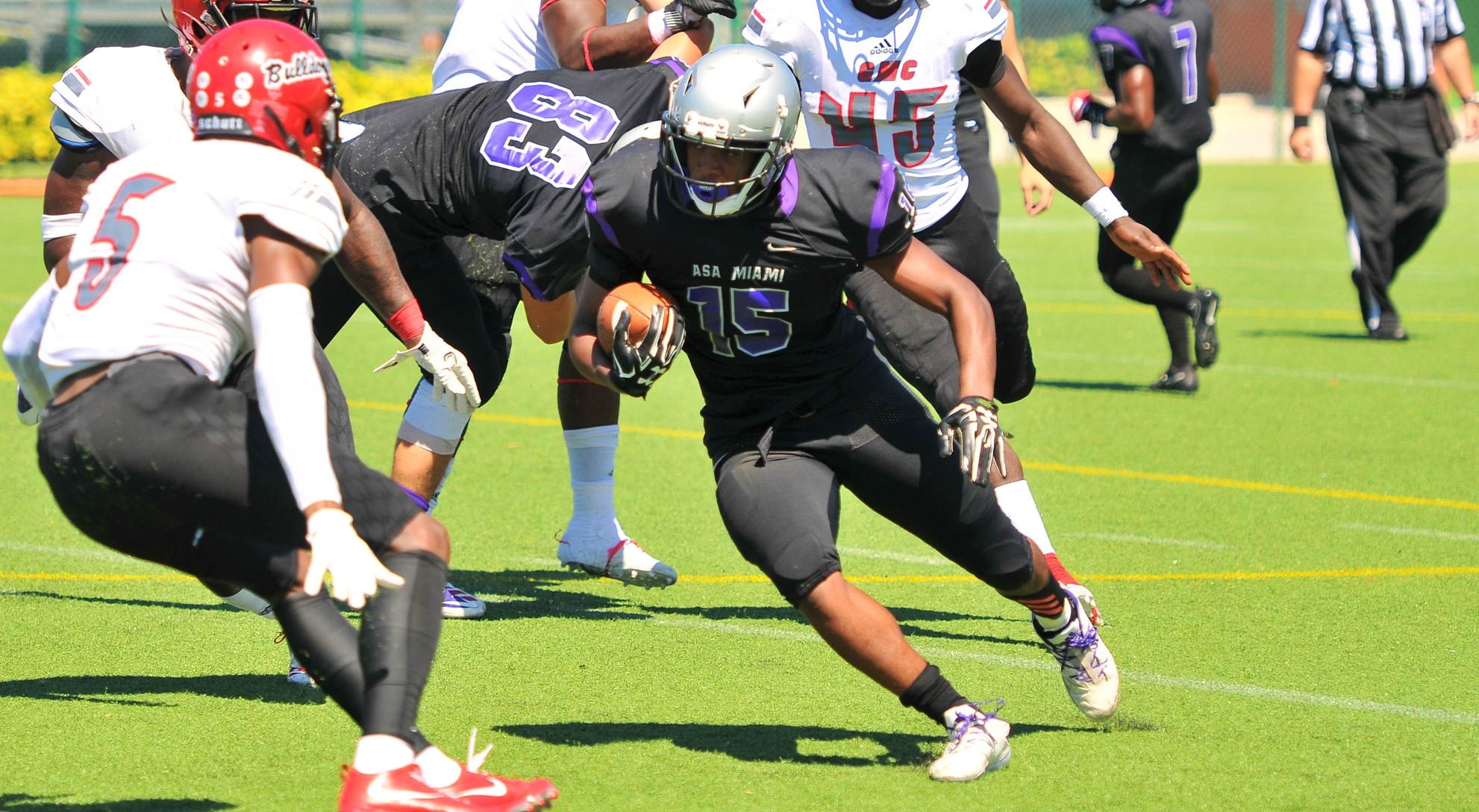 ASA Miami Comes Up Short Against Georgia Military College