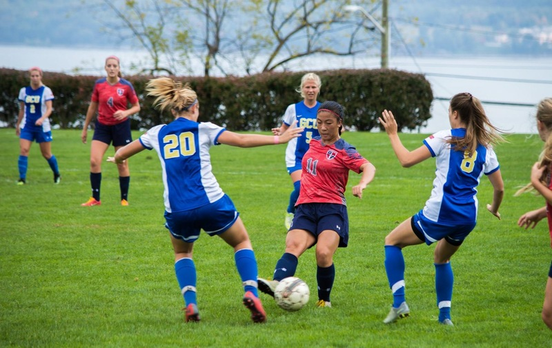 Women's Soccer With 0-1 Road Loss to Jefferson Rams