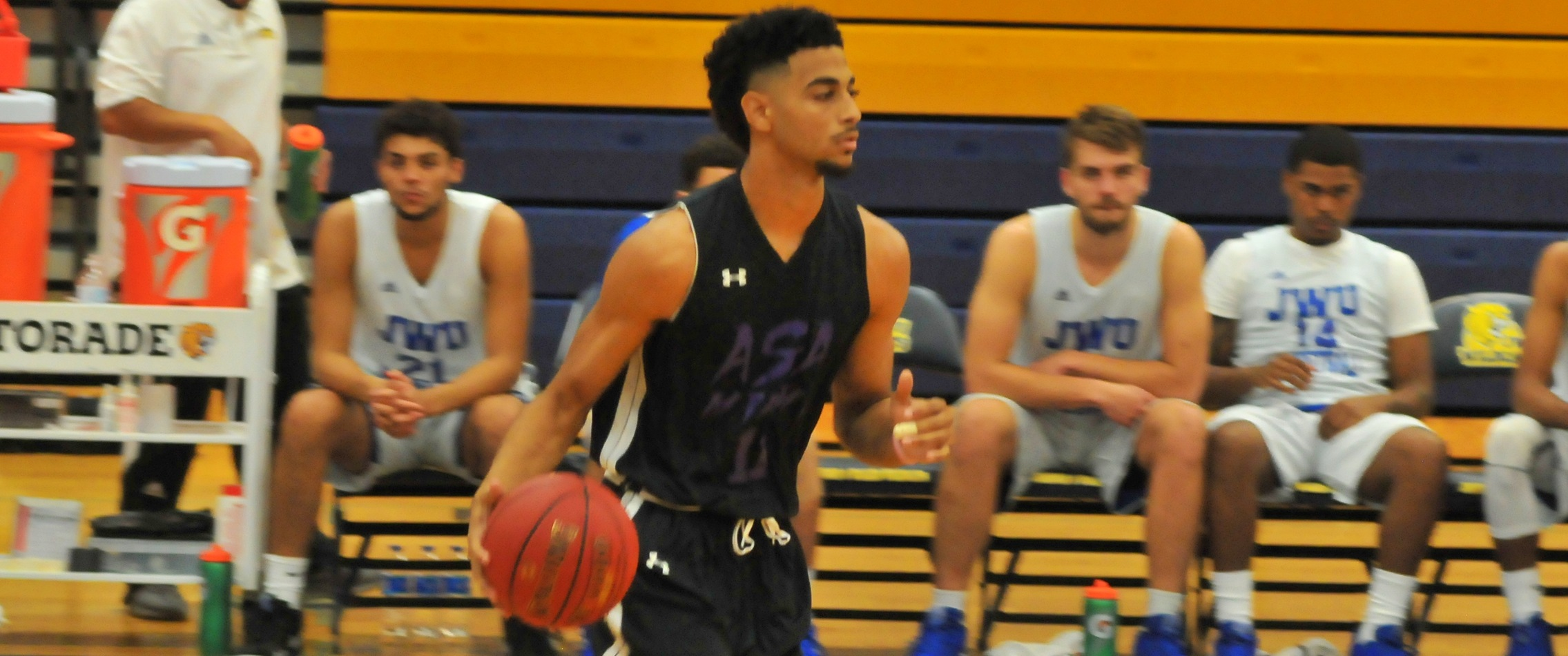 Vilchez, Lightbourne Provide Sparks Off The Bench, ASA Downs Florida Gateway