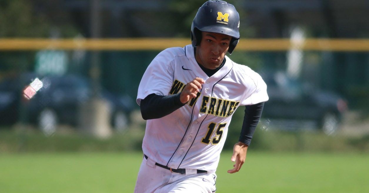 Wolverines score 21 times in game two win to earn split