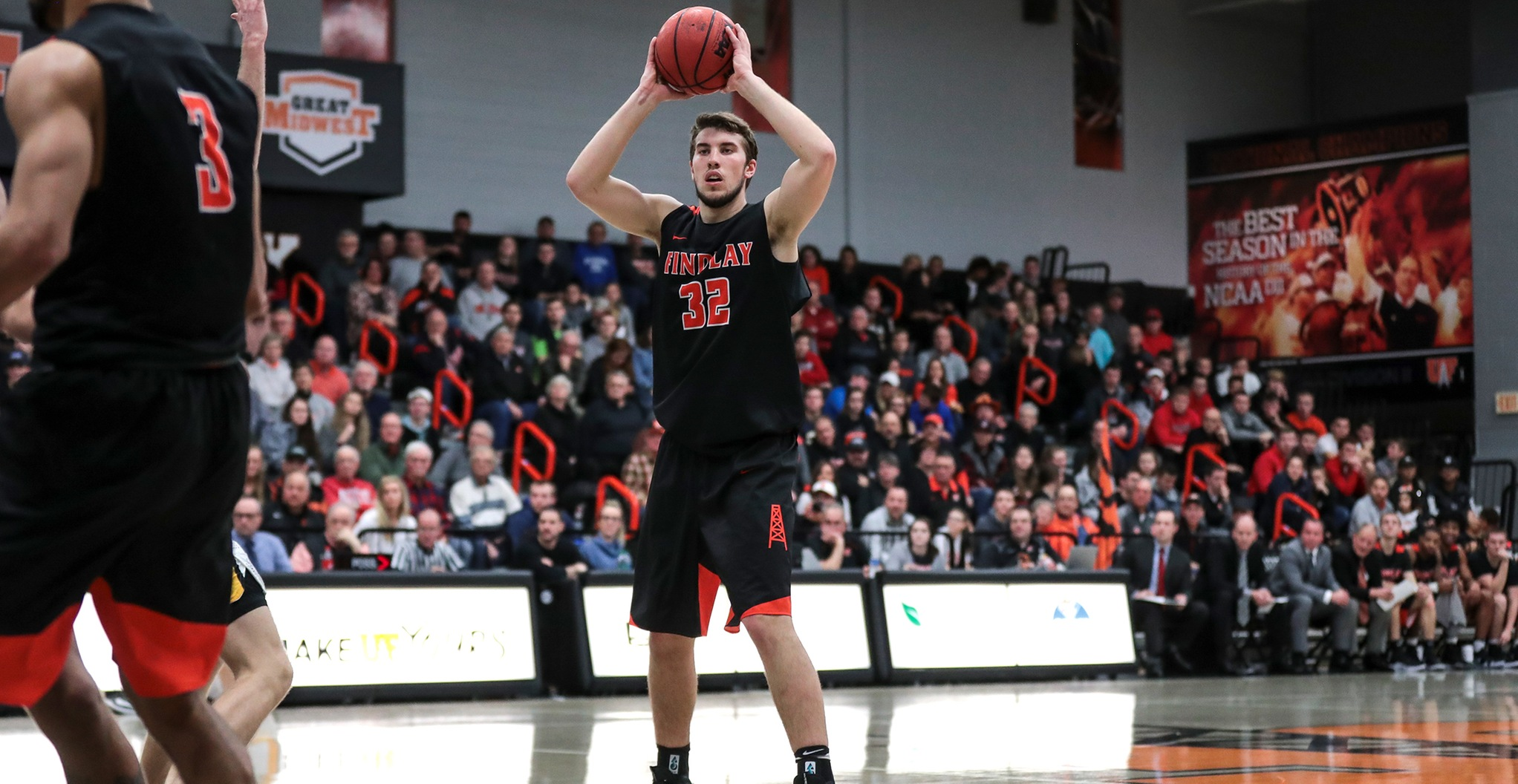 #18 Oilers Earn 16th Win | Beat Panthers 68-49