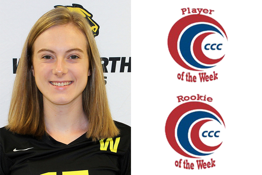 Quick Earns CCC Player and Rookie of the Week Honors