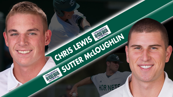 McLOUGHLIN, LEWIS ADD TO POSTSEASON AWARDS