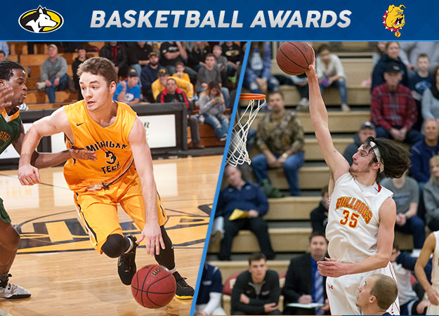 Ferris State's Hankins Named GLIAC Men's Basketball Player of the Year; All-GLIAC Teams Announced