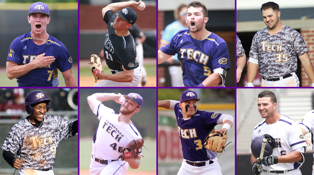 Record-breaking eight Golden Eagles selected throughout 2018 MLB Draft