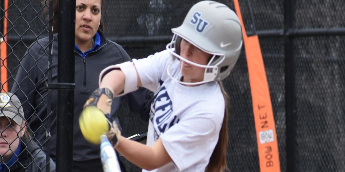 Softball Welcomes Saint Joe's, Visits Simmons