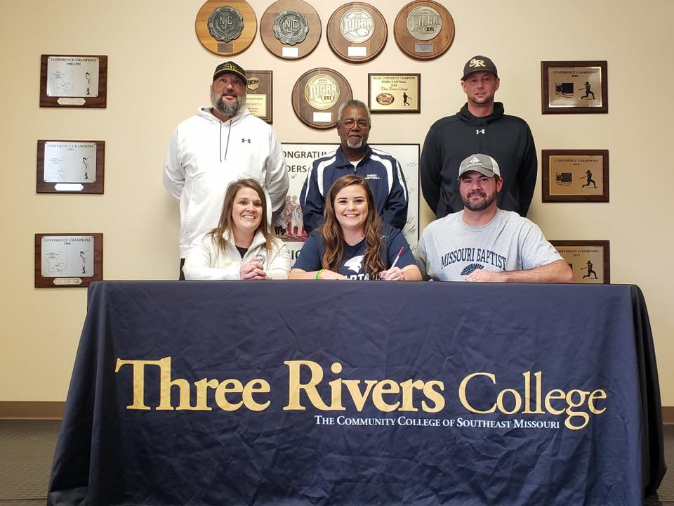 Pingel signs with Missouri Baptist