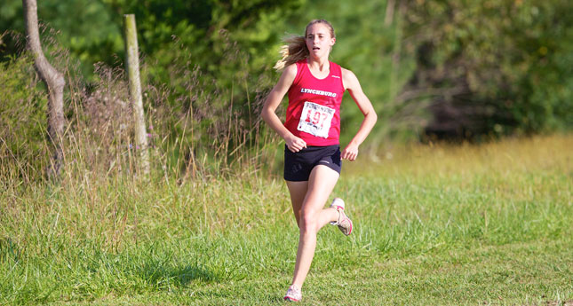 Hornet Women Compete at Dickinson Long-Short Invitational