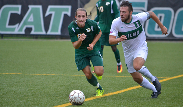 Eighth Ranked LIU Post Strikes Early in 4-0 Win over Wilmington Men's Soccer