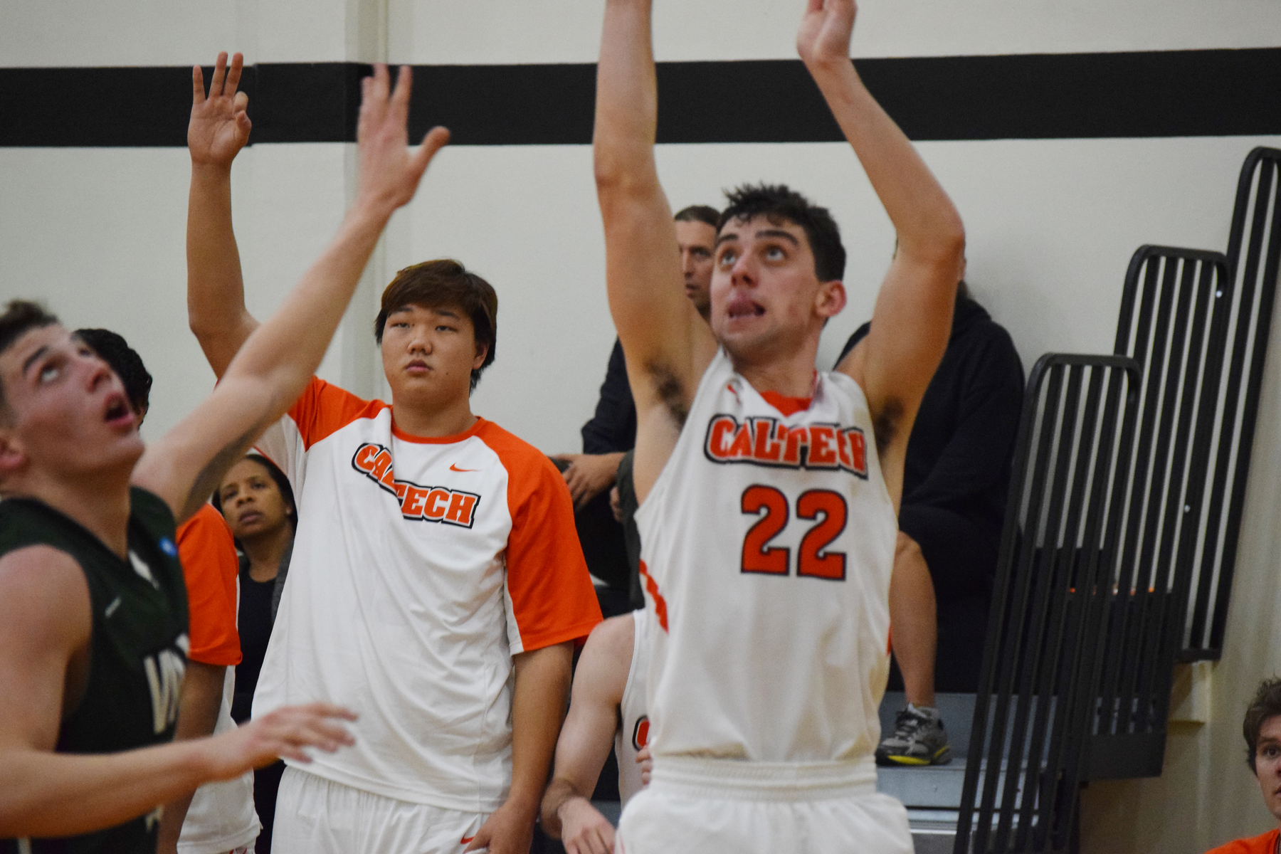 Galliani Just Shy of First Double-Double at Pacific