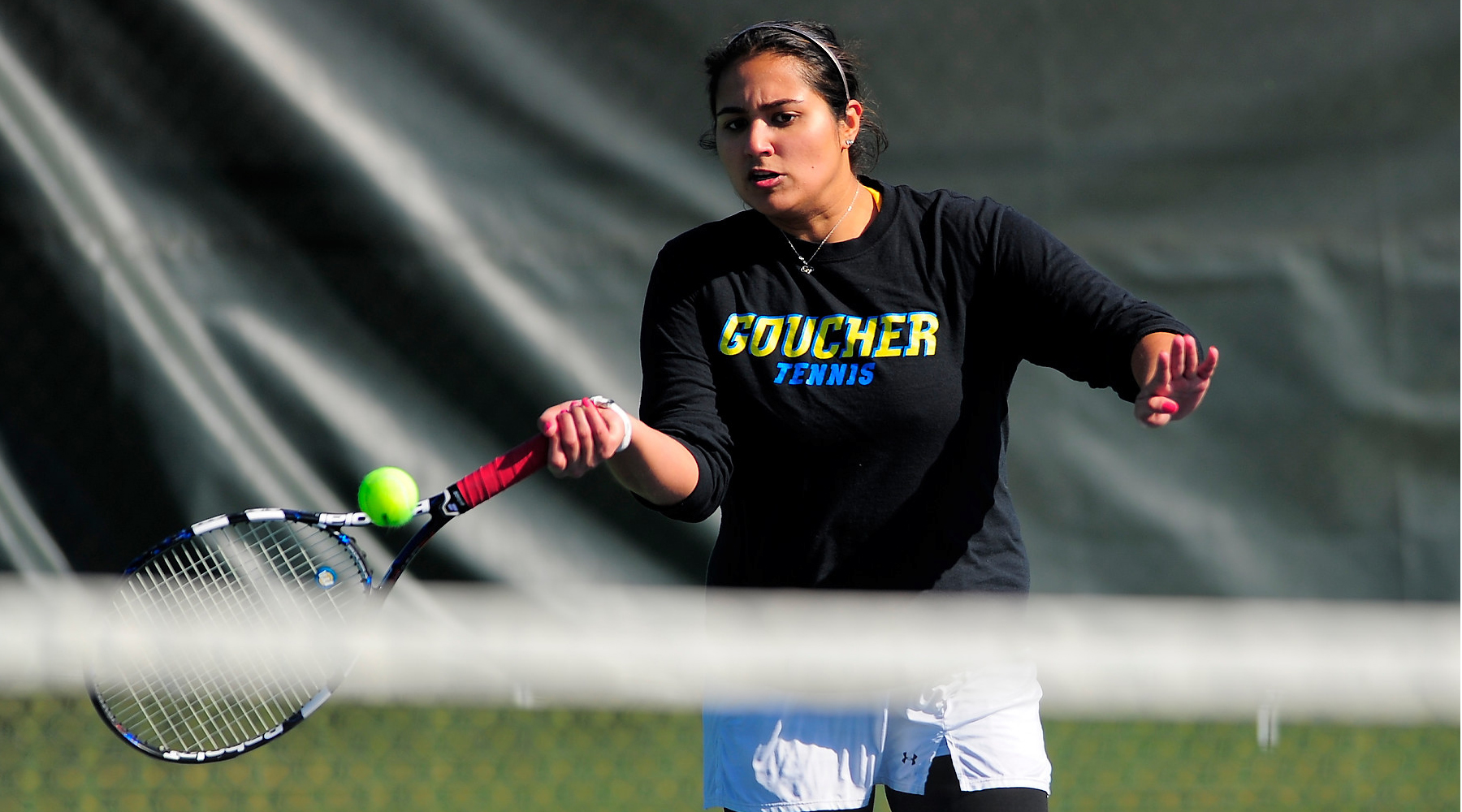 Women's Tennis Blanks Kean, 9-0, for First Victory of Year