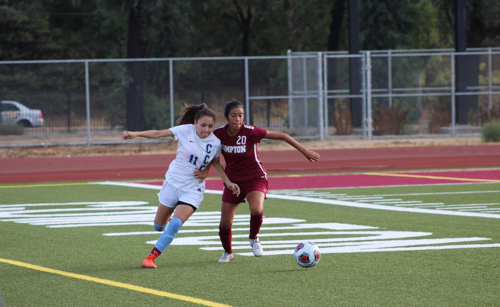 Women's Soccer Drops Match to El Camino